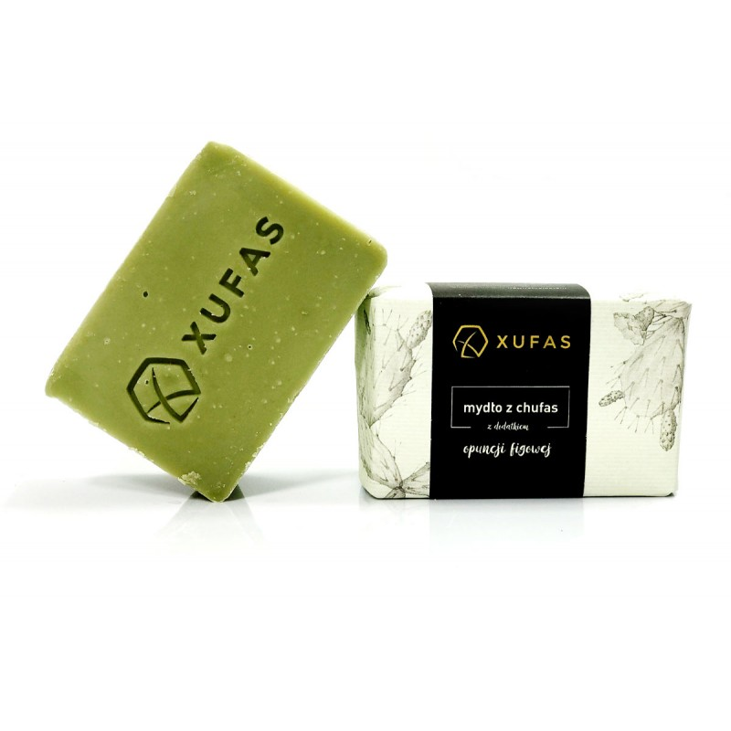 XUFAS SOAP WITH FIG PRICKLY PEAR 110G