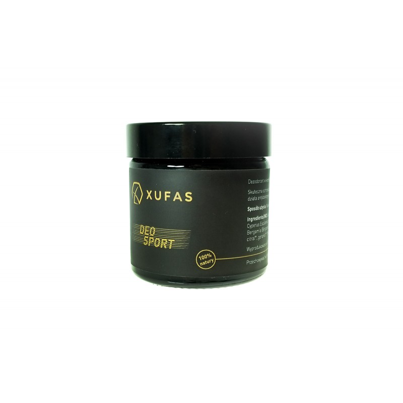 DEO SPORT XUFAS IN CREAM