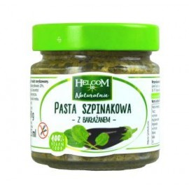 SPINACH/EGGPLANT SPREAD HELCOM 225G