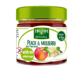 FRUIT PASTE PEACH/MULBERRY...