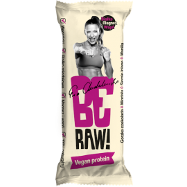 VEGAN PROTEIN BAR 40G BE RAW
