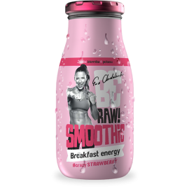 BE RAW SMOOTHIE BREAKFAST ENERGY 250ML