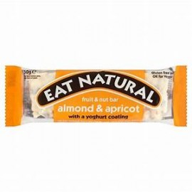 ALMOND & APRICOT IN YOGURT COAT 50G EAT NATURAL