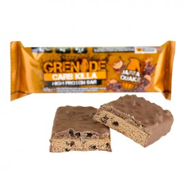 HIGH PROTEIN BAR JAFFA QUAKE 60G GRENADE