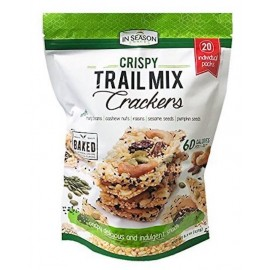 CRACKERS 232G TRAIL MIX IN SEASON