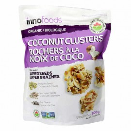 ORGANIC COCONUT CLUSTERS...