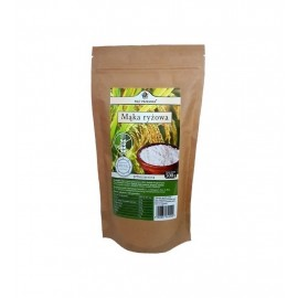 GLUTEN FREE RICE FLOUR WHOLE GRAINS 500G PIEC PRZEMIAN