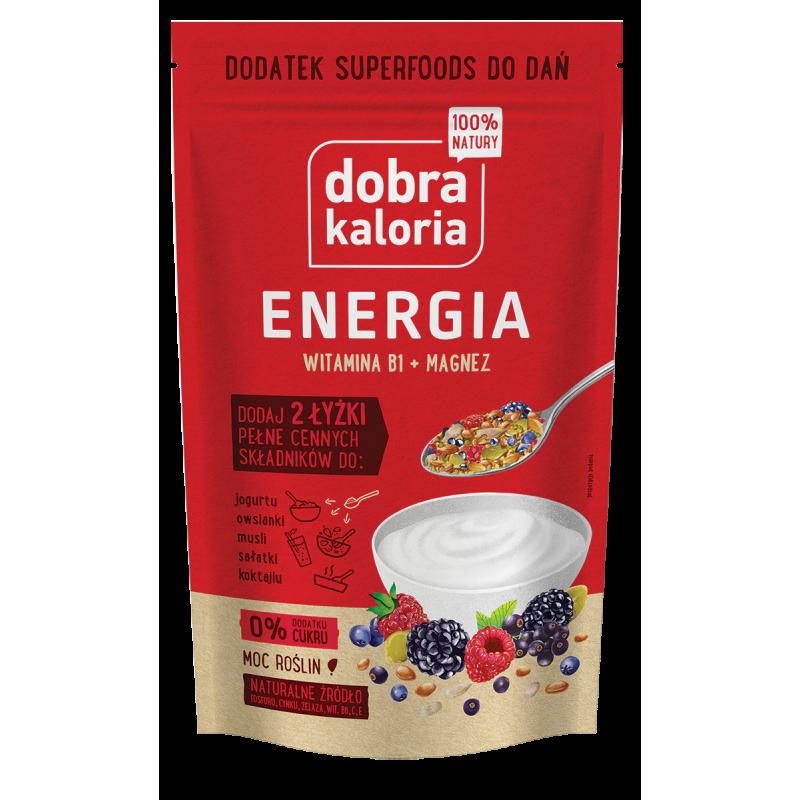 ENERGY SUPPLEMENT DOBRA KALORIA 200G