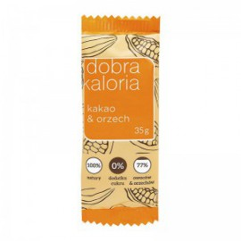 SUGAR FREE FRUIT BAR COCOA AND CASHEW NUT 35G