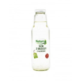 BIRCH JUICE WITH ALOE 750ML