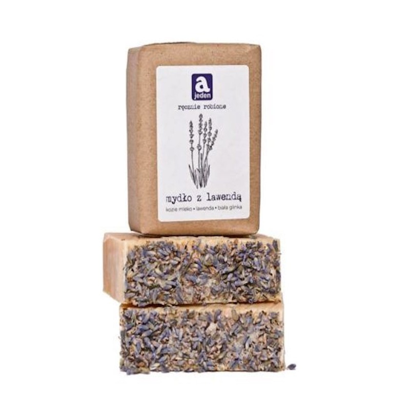 SOAP WITH LAVENDER 150G AJEDEN