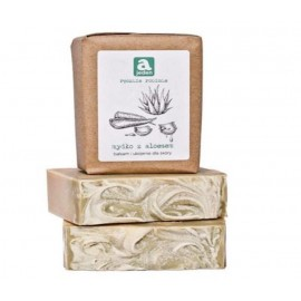 NATURAL SOAP WITH ALOE 150G AJEDEN
