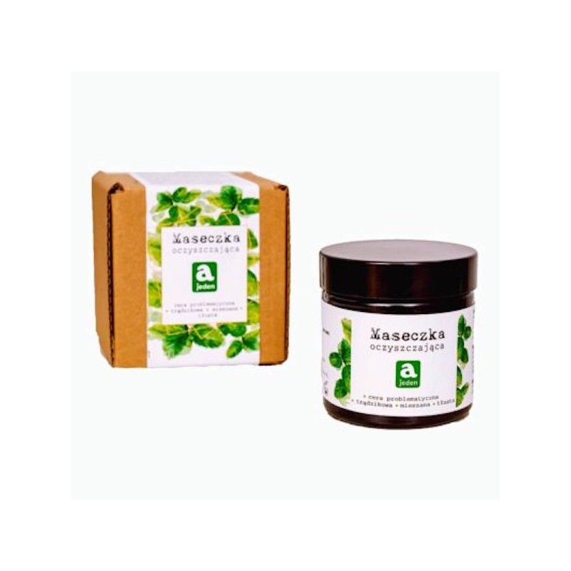 FACE MASK CLEANSING  60ML AJEDEN