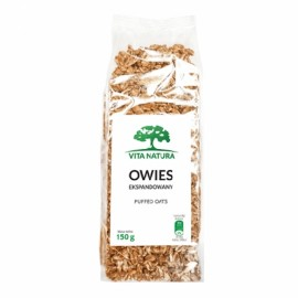 OWIES EKSPANDOWANY 150G VITA NATURA