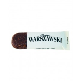 BAR  WARSZAWSKI BLACK CURRANT & COCONUT 60G