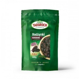 DRIED RAISINS THOMPSON 500G TARGROCH