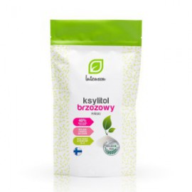 XYLITOL BIRCH SUGAR 250G INTENSON