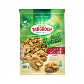 SHELLED WALNUTS 100G TARGROCH