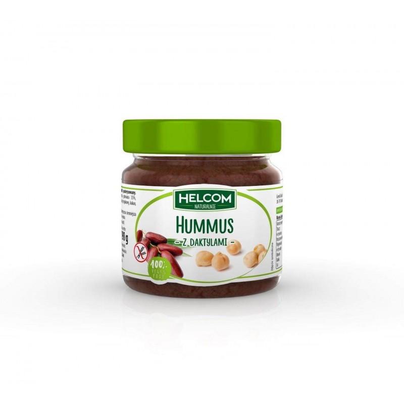 Hummus With Dates 200g Helcom