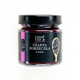 JAM 100% BLACK CURRANT & CHIA FOODS BY ANN