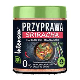 SRIRACHA SPICE WITH CHILI 175G INTENSON