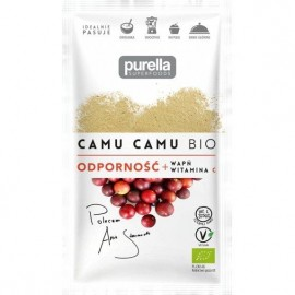 PURELLA SUPERFOODS ORGANIC CAMU CAMU SUPERFOODS BERRIES 21G PURELLA