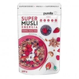PURELLA SUPERFOODS MUSLI ENERGY 200G
