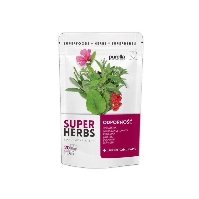 Herbs to Boost Immune System Puerlla Superfood