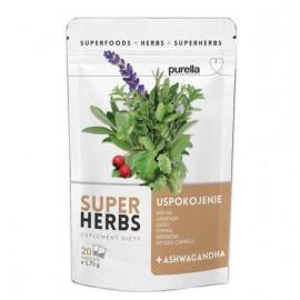 Anti anxiety herbs Purella Superfoods 35g