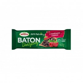 DATES BAR WITH RASPBERRY & COCOA 40G TARGROCH