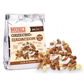 MUESLI NUTTY-EATERS 60G MIXIT