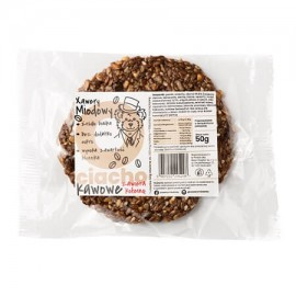 HONEY-SWEETEND GRAIN COOKIE WITH COFFEE 50G XAWERY MIODOWY