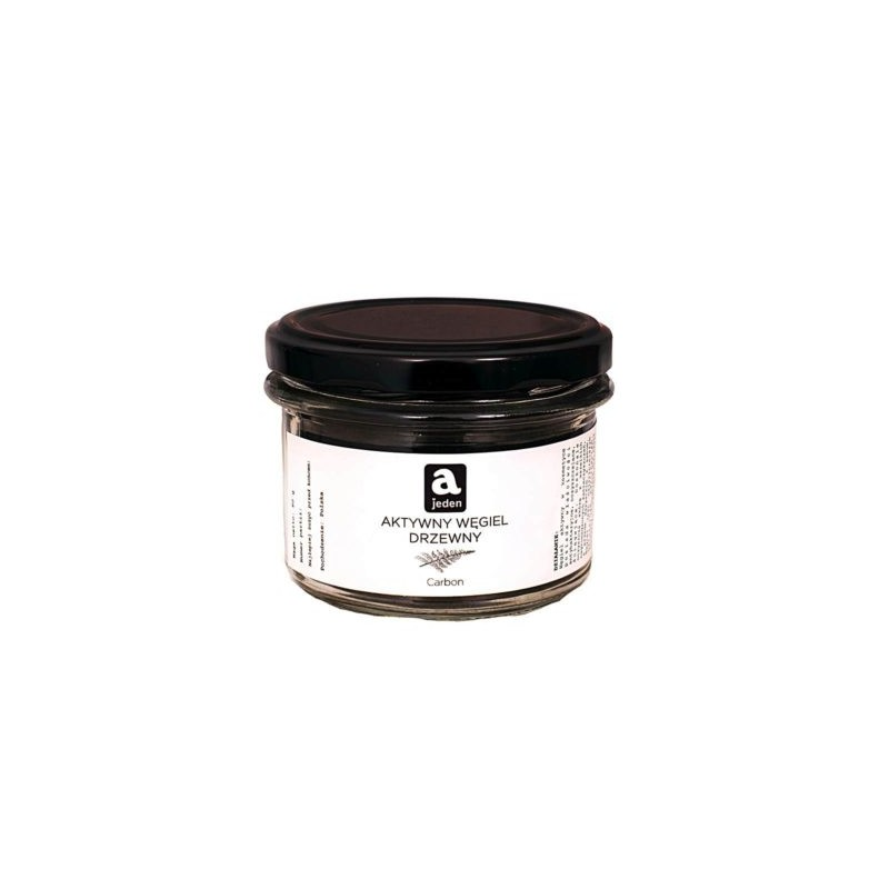 ACTIVATED CARBON 40G AJEDEN