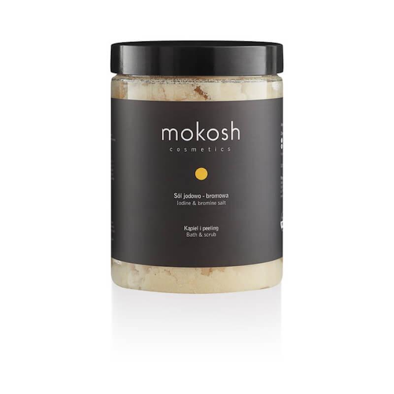 IODINE & BROMINE SALT 1,2 KG MOKOSH