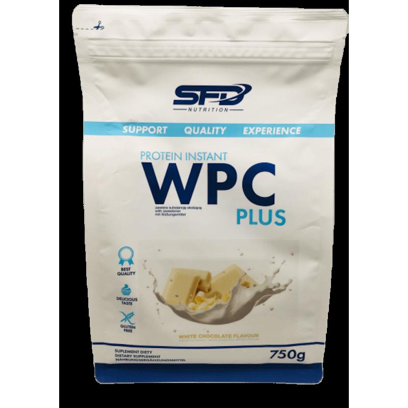 SFD WPC PROTEIN PLUS 750G WHITE CHOCOLATE