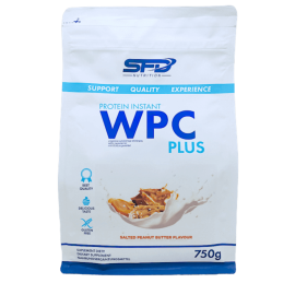 SFD WPC PROTEIN PLUS 750G SALTED PEANUT BUTTER
