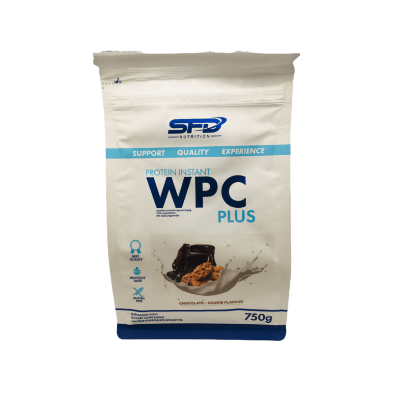 SFD WPC PROTEIN PLUS 750G CHOCOLATE COOKIE