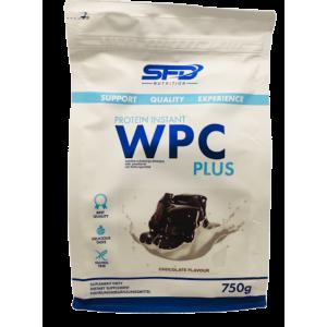SFD WPC PROTEIN PLUS 750G CHOCOLATE