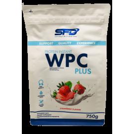 SFD WPC PROTEIN PLUS 750G STRAWBERRY