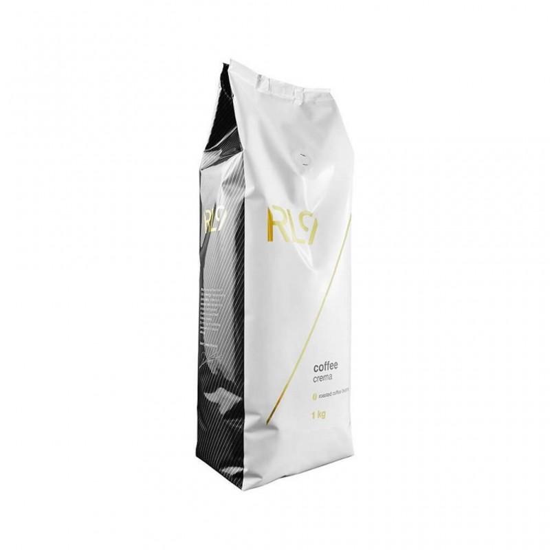 RL9 COFFEE CREMA BEANS 1KG