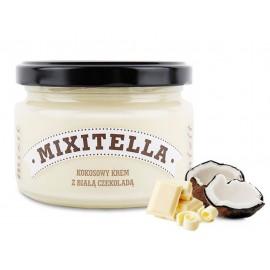 MIXITELLA COCONUT CREAM WITH WHITE BELGIAN CHOCOLATE 250G