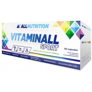 ALLNUTRITION VITAMINALL SPORT 60 CAPSULES