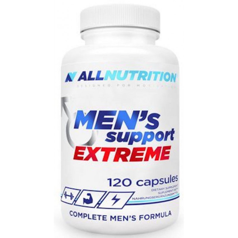 ALLNUTRITION MEN'S SUPPORT EXTREME 120 CAPSULES