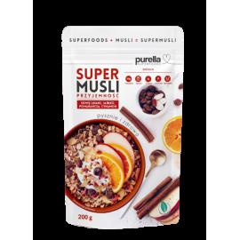 Purella Superfoods Muesli Pleasure 200g