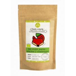 Organic Millet, Buckwheat & Amaranth Porridge 200g Helpa