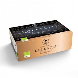 organic set tea premium 90 sachets dary natury