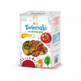 Kids Pasta Animal From Healthy Pack 250g Bartolini