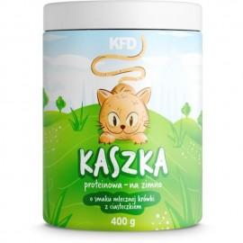 Protein Semolina Fudge-Cookie Flavor 400g KFD