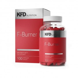 F-Burner 100 Capsules KFD