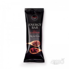 POCKET ENERGY BAR GOJI & CRANBERRY 60G FOOD BY ANN
